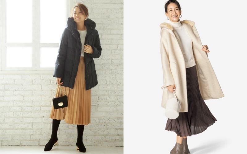 40代女性が選ぶコート10選!きれいめに着こなせる上品シンプルなコーデと共に♪