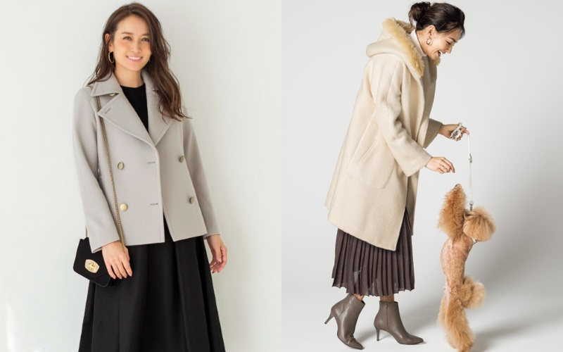 40代におすすめコートは色をライトに!人気アイテムとコーデ術まとめ