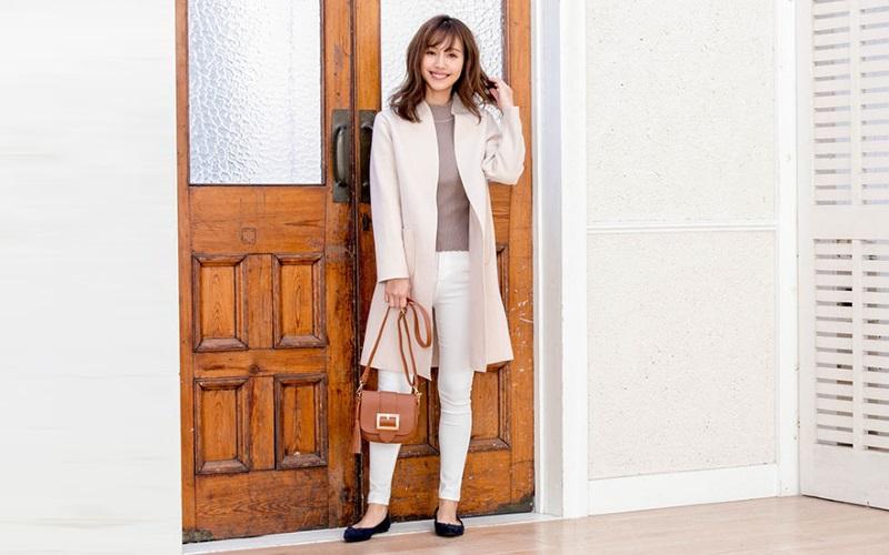 40代に似合う♡きれいめ白い服が主役のお出かけコーデまとめ