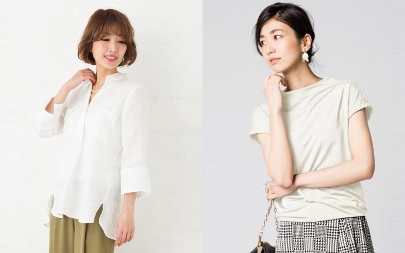 働く40代女性が通勤服で使えるオフィスカジュアル通販・ブランド
