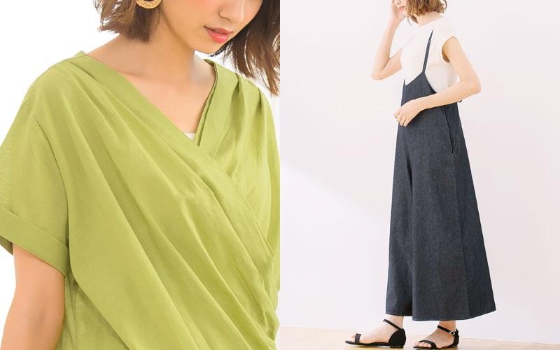体型をカバーできる夏の服を教えて☆薄着の季節、40代のお悩みに答えます!