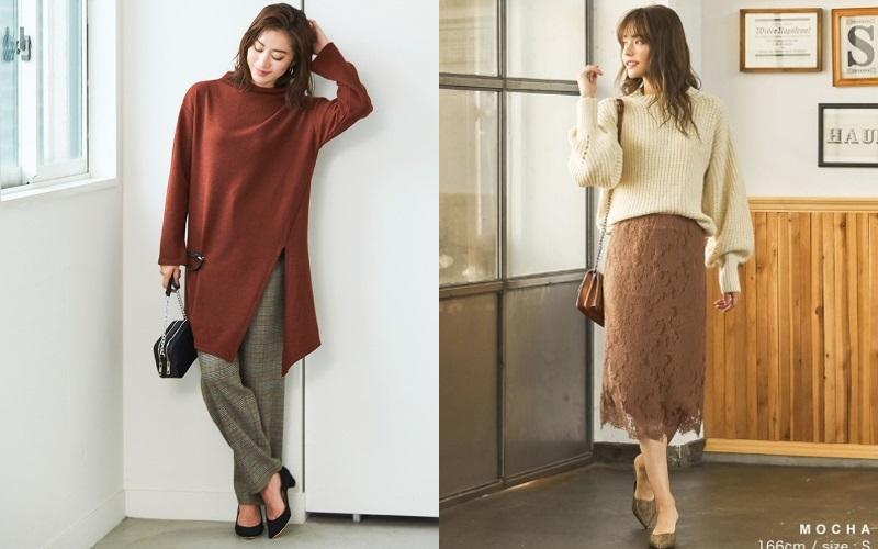 アラフォーになじむ「ブラウン&ベージュ」で魅せる秋の洗練きれいめファッション♡