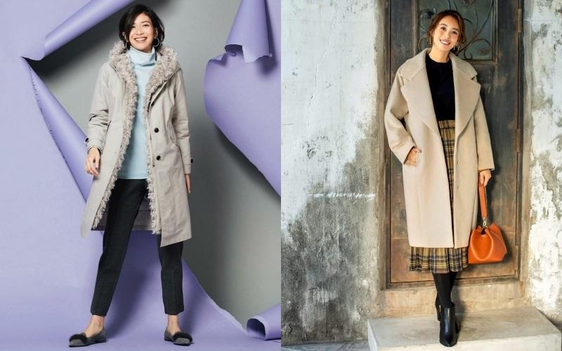 暖かい・素敵・大人っぽい♡一年で一番寒い時期に着る「40代のコートスタイル」