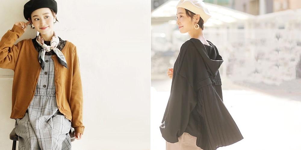 40代女性に人気のナチュラルファッションブランド・ハッピーマリリン