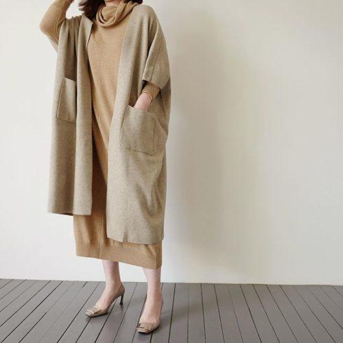 40代女性に人気のナチュラルファッションブランド・HOLIC HOLIC(ホリックホリック)