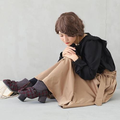 40代女性に人気のナチュラルファッションブランド・osharewalker(オシャレウォーカー)