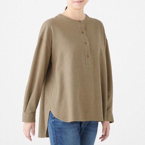 40代女性に人気のナチュラルファッションブランド・無印良品
