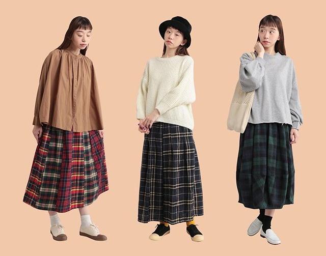 40代女性に人気のナチュラルファッションブランド・fillil(フィリル)