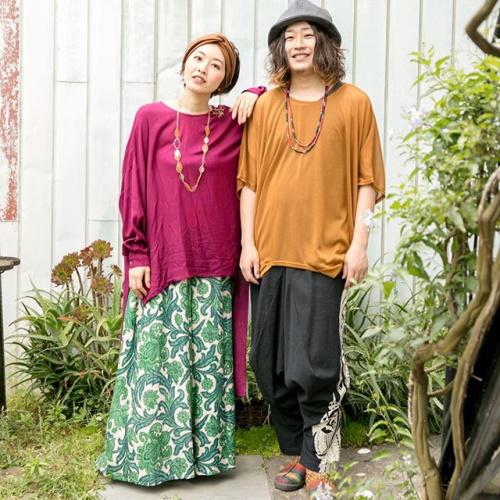 40代女性に人気のナチュラルファッションブランド・チャイハネ