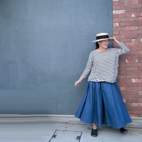 40代女性に人気のナチュラルファッションブランド・ナチュラルセンス